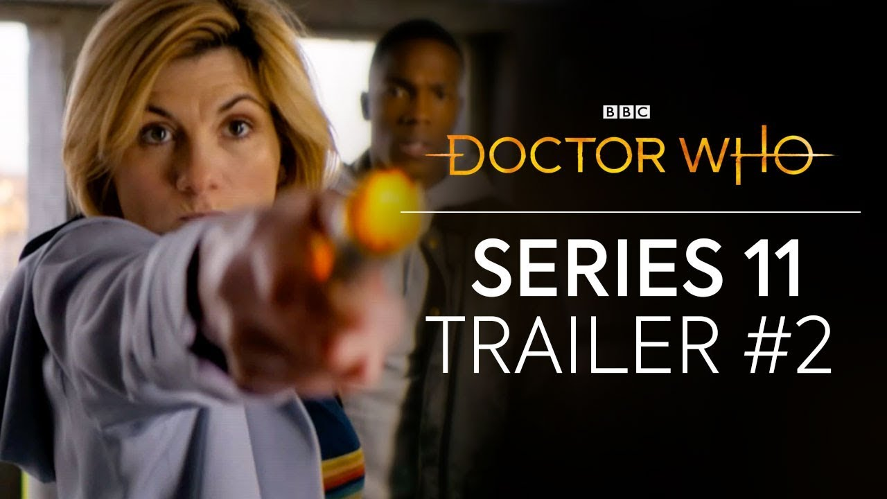 Doctor Who Series Trailer 2
