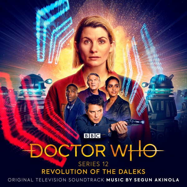 'Revolution of the Daleks' Album out now!