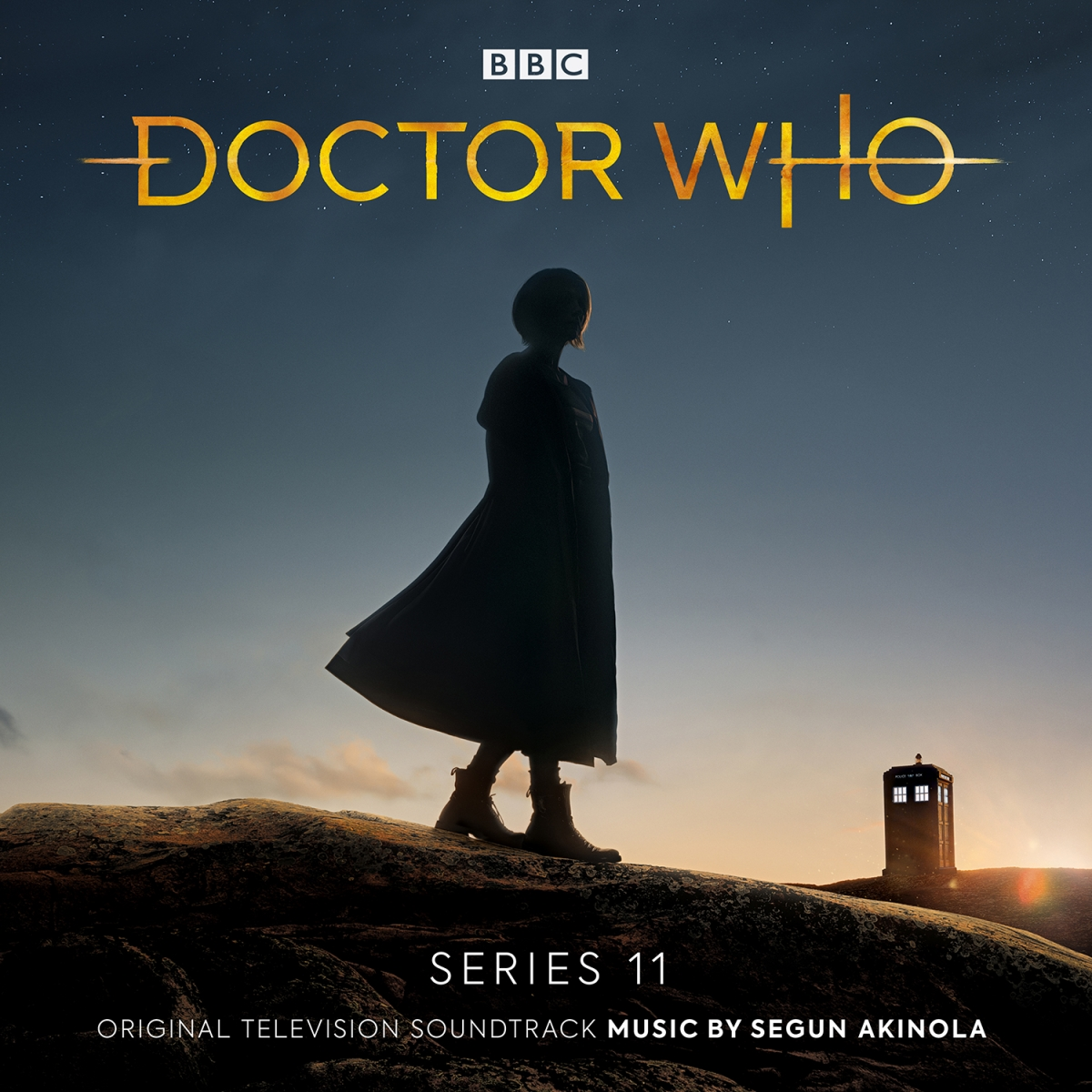 Doctor Who OST Available to Pre-order