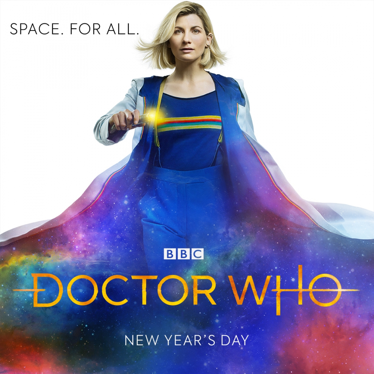 Doctor Who Series 12 begins New Year's Day 2020
